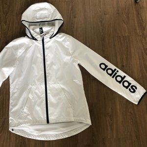adidas LINEAR Windbreaker Jacket Women's SM